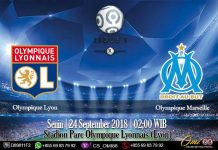 Prediksi Olympique Lyon vs Olympique Marseille 24 September 2018