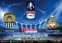 Prediksi Notts County vs Doncaster Rovers 15 November 2018